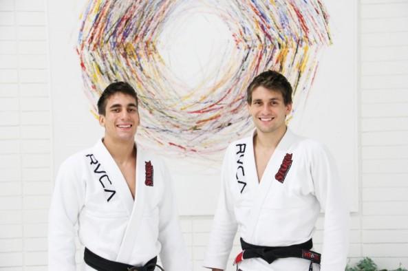 Art of Jiu Jitsu, Mendes Brothers, Rafa / Guillerme Mendes